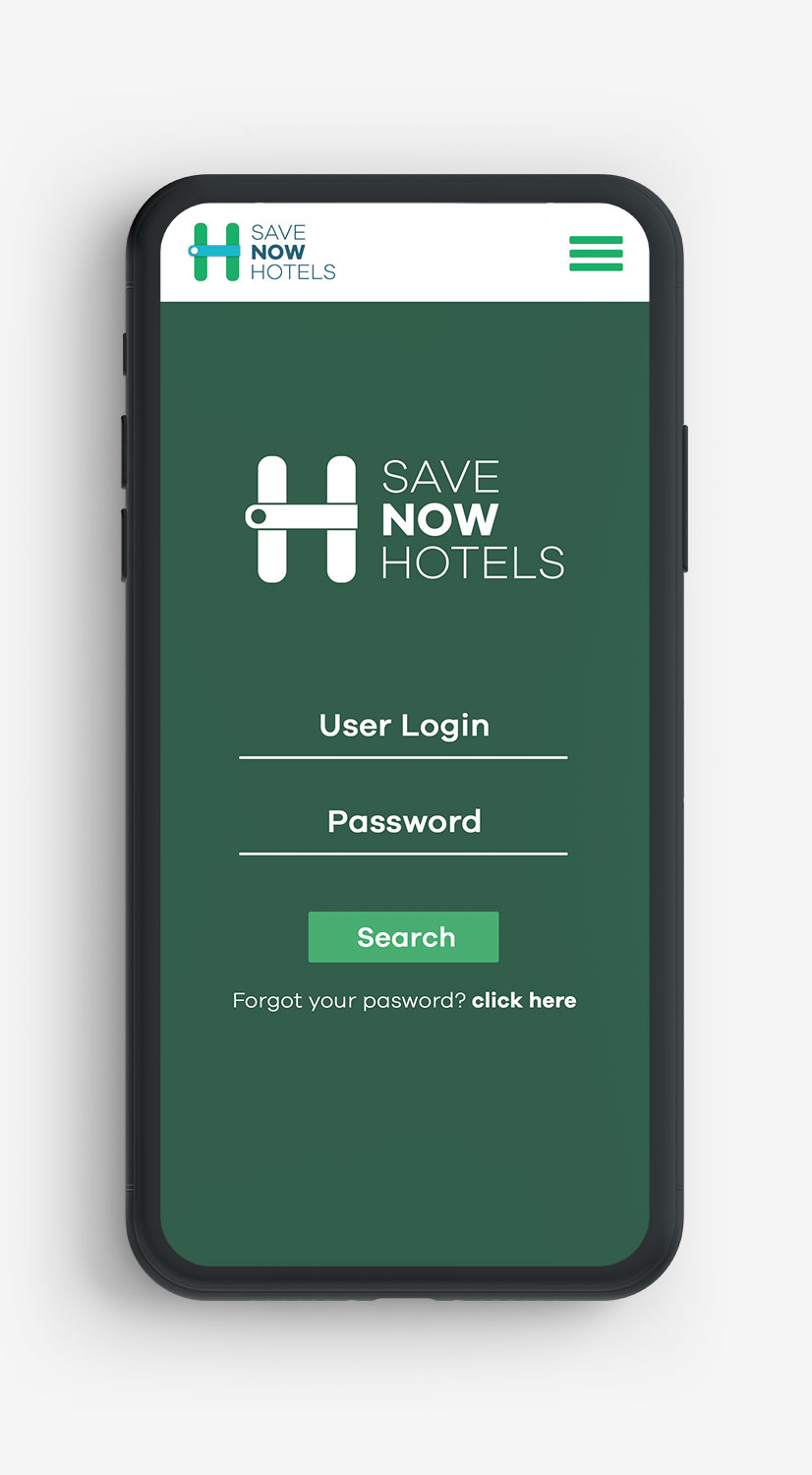 Save Now Hotels mobile login